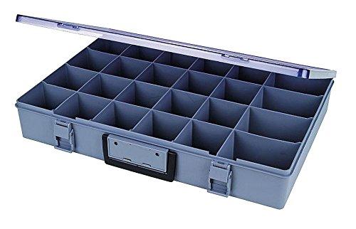Compartment Box, 18-1/2'' W X 13'' L X 3'' H by Flambeau