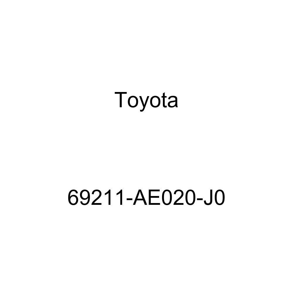 Toyota 69211-AE020-J0 Outside Door Handle