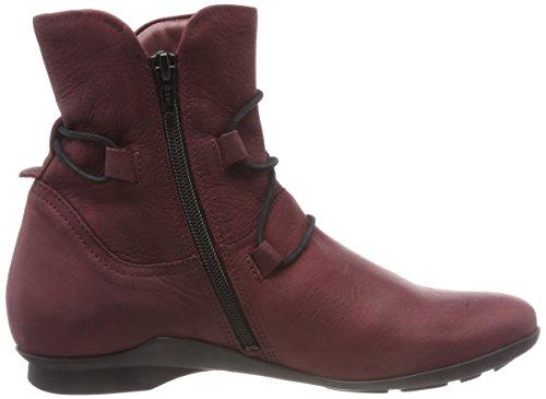 Rouge Vino Femme Keshuel Boots 383127 36 Desert Think HqX0w