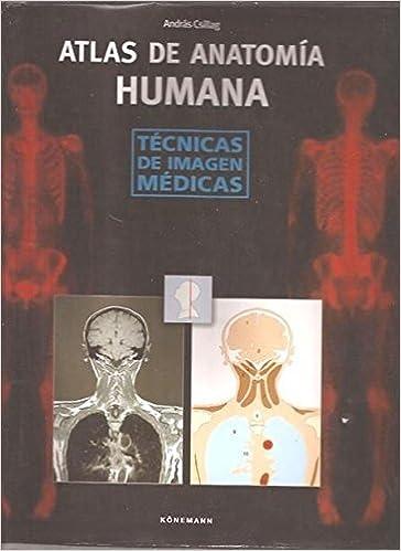 Atlas de anatomia humana: Amazon.es: Andras Csillag: Libros