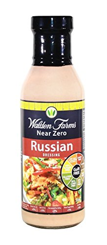Russian Dressing - Walden Farms, Dressing, Russian, 12 oz