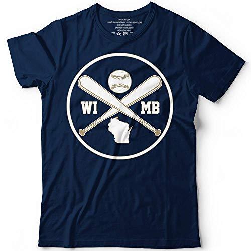 Brewers Baseball Players Field Home Run Hitter Champions Jersey Customized Handmade T-Shirt Hoodie/Long Sleeve/Tank Top/Sweatshirt