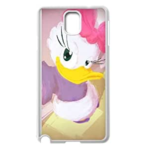 Samsung Galaxy Note 3 White phone case Daisy Duck YVD8899910