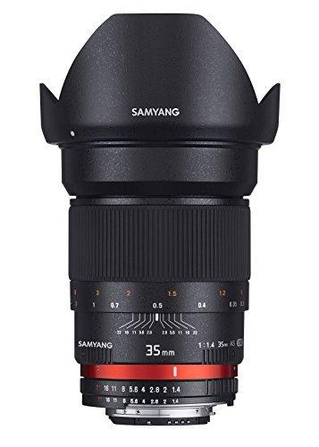 Samyang ae 24 mm f/1 4 ed as umc-nikon lensの商品画像