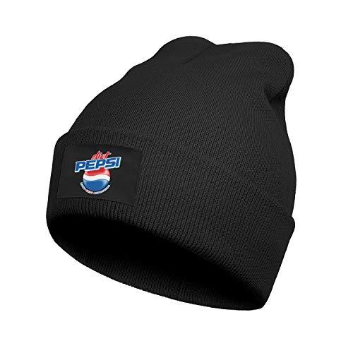 chenhou Pepsi Diet Cuffed Beanie Knit Hat Skull Beanies Cap Knit Caps for Men Women