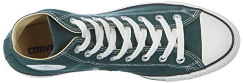 Converse Chuck Taylor All Star Core Ox, Zapatillas Unisex Verde (Kelly Green)