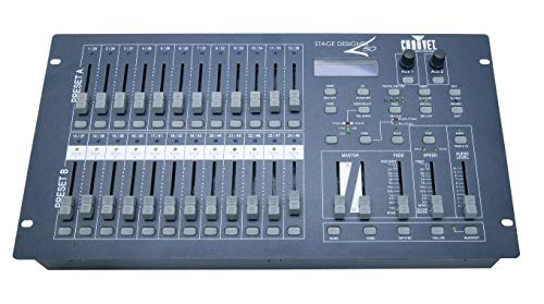 CHAUVET DJ Stage Designer 50 DMX Lighting Controller