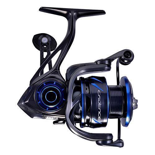 Cadence CS10 Spinning Reel, Ultralight Fast Speed Premium Magnesium Frame Fishing Reel with 11 Low Torque Bearings Super Smooth Powerful Fishing Reel with 36 LBs Max Drag 6.2 1 Spinning Reel