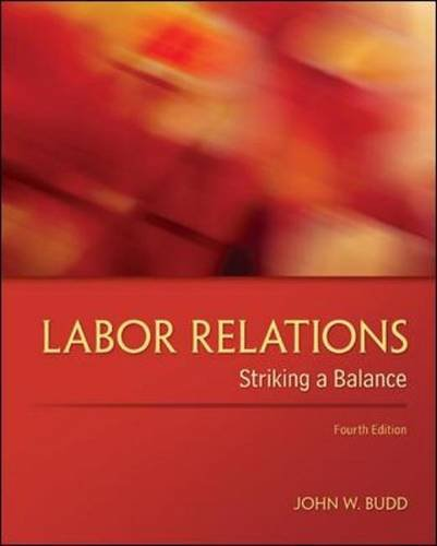 labor relations paper Cite this paper: apa format labor relations what do you (2012, may 18) retrieved march 15, 2018, from.