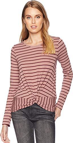Rose Pink Shirt Top - 6