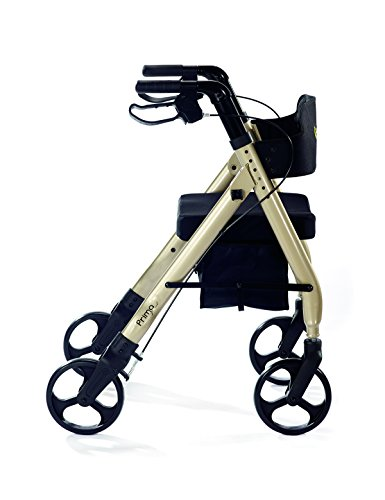 Comodita Prima Special Rollator Walker with Exclusive 16