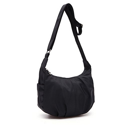 Nylon Hobo Handbags - 1