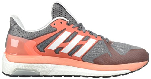 W Mujer Adidas Para De Grey chalk Three Correr Supernova white St Zapatillas Coral wf6fZEH