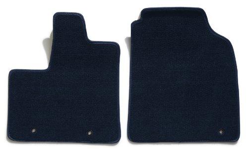 navy blue car floor mats - 7