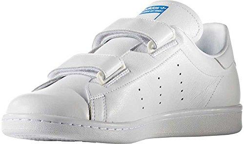 Chaussures Adidas Homme Rapide, Chaussures Blanches / Bleues Oiseau Oiseau Blanc / Bleu