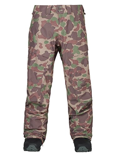 Burton Men's AK Gore-Tex Swash Snow Pant, Kodiak Camo, Medium -