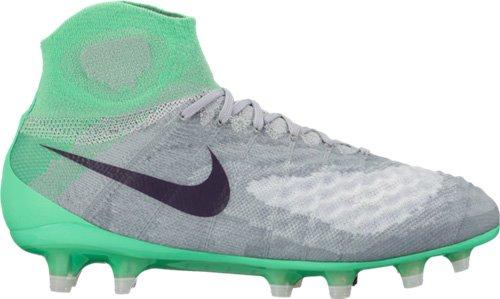 Nike Women Magista Obra II FG Grey Size 10.5 by Nike (Image #1)