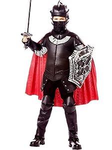 California Costumes The Black Knight Child Costume, Medium