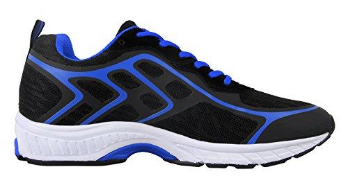 Course De Noir Ilovesia Bleu Pour Confortables Chaussures Hommes E5xErYqP