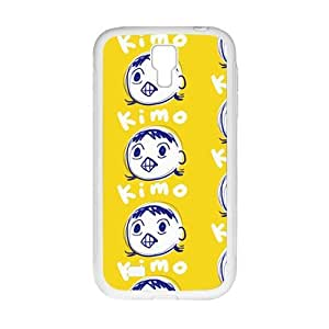 Funny Kimo Fashion Personalized Clear Cell Phone Case For Samsung Galaxy S4