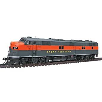 PROTO 2000 HO Scale Diesel EMD E7A Powered with Sound and DCC 920-40961