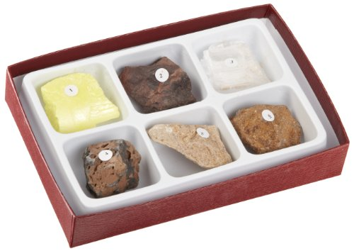 American Educational 6 Piece Mars Rock Kit