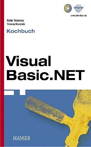 Visual Basic.NET -- Kochbuch