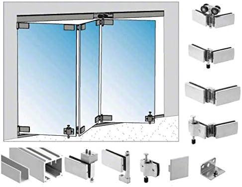 Birmingham serie 3 Panel bi-folding puertas kit – 118