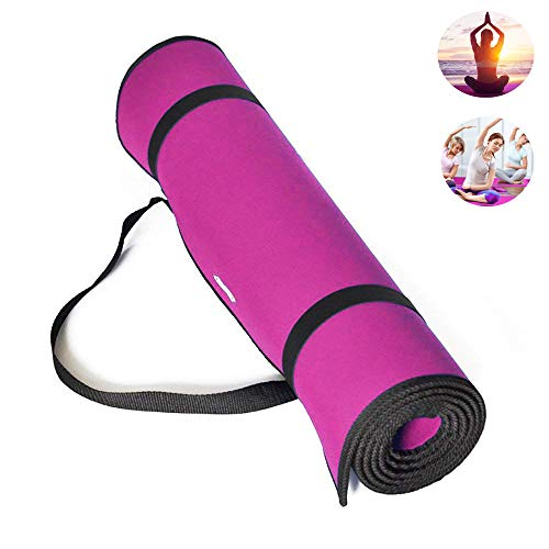 Popular Yoga Towel! All-in-1 Sports & Hot Yoga Towel - 100% Microfiber, Super Absorbant, Non Slip, Light, Quick-Dry - No Slipping in Bikram Yoga! #1 for Pilates, Gym, Fitness, Travel & Hiking (In This Corner Of The World Manga)