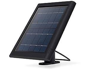 Ring Solar Panel for Spotlight Cam Battery - Black