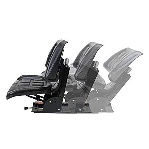 - One New Black Triback Universal Tractor Suspension Seat Massey Ferguson 230 231 234 234H 234S 235 240 245 250