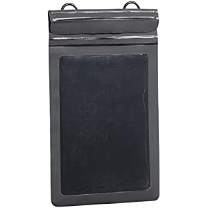 Xcase Funda Playa Bags: Impermeable iPhone & Bolsillo para Smartphone, IPX7, hasta 5(Resistente al Agua iPhone Funda) 5