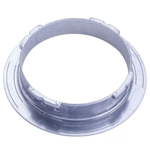 Glow Beauty Dish Adapter Ring for Flashpoint Mount (150mm Insert Size)