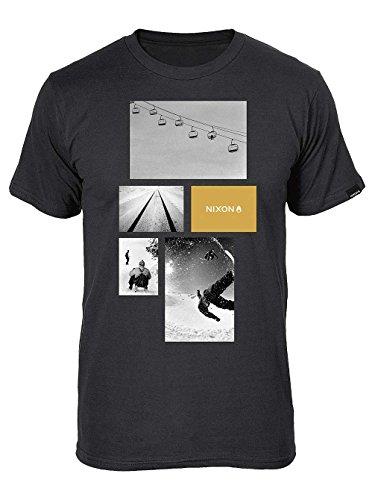 Herren T-Shirt Nixon Timeline T-Shirt