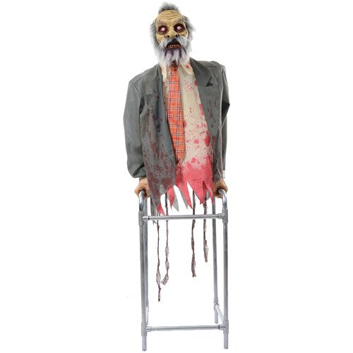 Limbless Jim Animated Halloween Prop