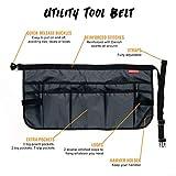 Under NY Sky Tool Apron - Utility Belt - Heavy Duty