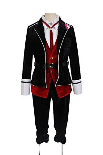 Kanato Sakamaki Costume (Cosplaybar DIABOLIK LOVERS Sakamaki Kanato Uniform Cosplay Costume Female S)