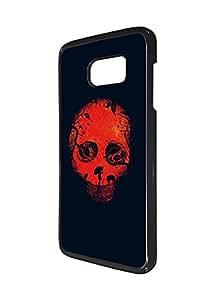 Classic Samsung Galaxy S7 Edge Bumper Fundas Case The Red Skull Marvel Comics Poster Logo Fundas for Galaxy S7 Edge, Galaxy S7 Edge Phone Case Fundas for Man
