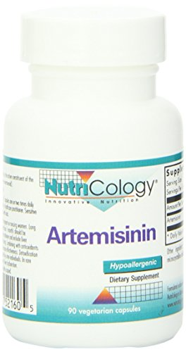 Nutricology Artemisinin, Vegicaps, 90-Count For Sale