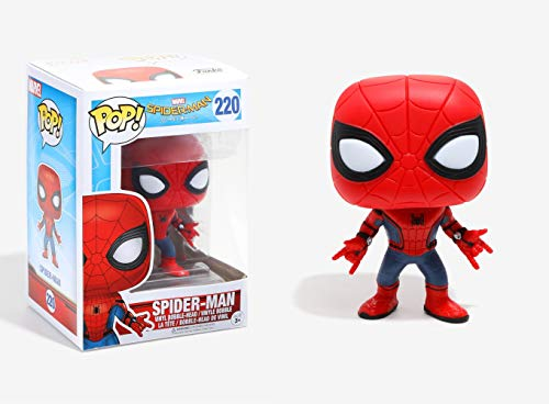 Funko POP Marvel Spider-Man Homecoming Spider-Man New Suit Action Figure -