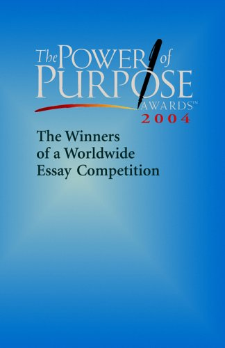 THE POWER OF PURPOSE AWARDS ebook