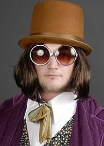 Willy Wonka Style Fancy Dress Glasses (struts-8996) (accesorio de disfraz)