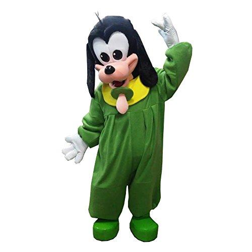 KF Baby Goofy Mascot Party Costume Adult Deluxe Outfit Halloween Cosplay (Goofy Character Halloween Costume)