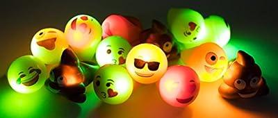 Emoji Universe: Emoji LED Rings by Kangaroo Manufacturing