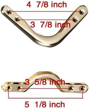 veroda enfants de Billard Snooker poches Filets en coton avec franges en laiton finition fer
