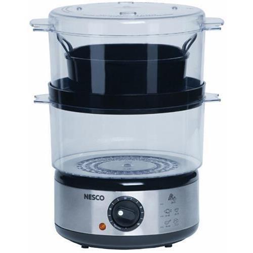Metal Ware Corp ST-25F Nesco 5Qt 400w Food Steamer