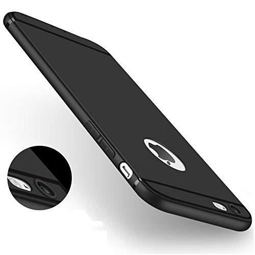 MOBILIFY TPU Back Cover for Apple iPhone 6 6s  Black