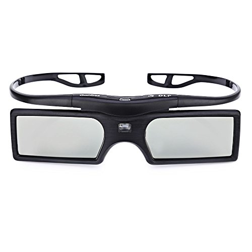 2016 Sell 3D Full Hd Glasses Wear Gonbes G15 - Dlp Dlp-Link Active Shutter 3D Movie Game Glasses For 3D Projector Tv