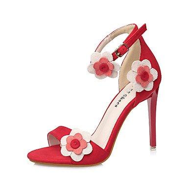Womes Heels Primavera Verano Oto?o Invierno Gladiator Comfort Novedad Polipiel Boda &Amp; Casual, vestido de noche US7.5 / EU38 / UK5.5 / CN38