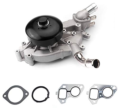 01 chevy truck water pump - 7